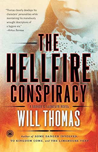 9780743296403: The Hellfire Conspiracy (Barker & Llewelyn, No. 4)