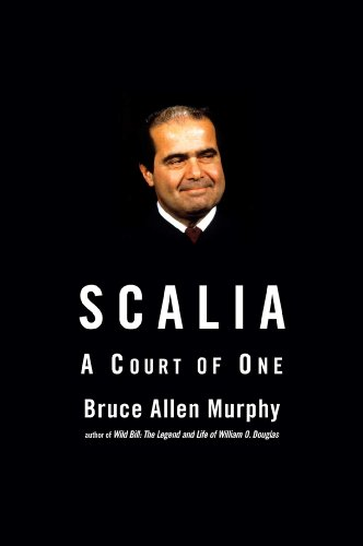 9780743296496: Scalia: A Court of One