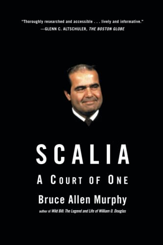 9780743296502: Scalia: A Court of One