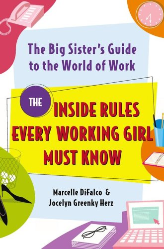 9780743296557: The Big Sister's Guide to the World of Work (Hardcover)