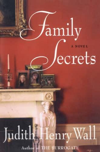9780743297059: Family Secrets: A Novel
