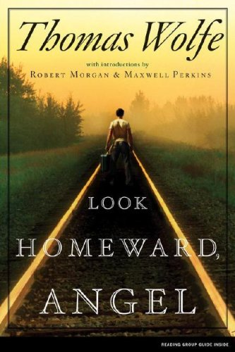 9780743297318: Look Homeward, Angel: A Story of the Buried Life