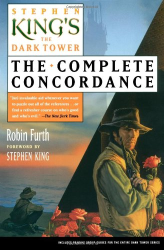 9780743297349: Stephen King's The Dark Tower: The Complete Concordance