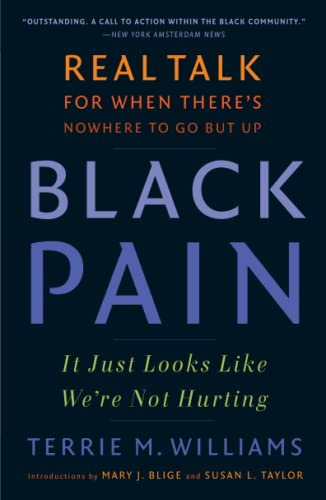 9780743298834: Black Pain: It Just Looks Like We're Not Hurting