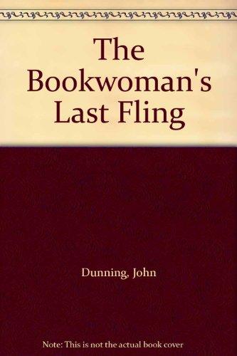 9780743299336: The Bookwoman's Last Fling