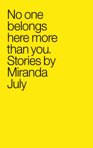 9780743299411: No One Belongs Here More: Stories