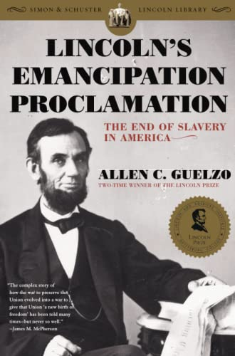 9780743299657: Lincoln's Emancipation Proclamation: The End of Slavery in America