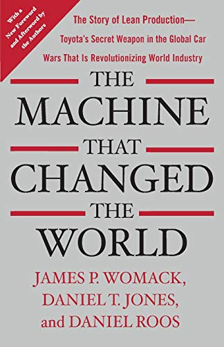 9780743299794: Machine That Changed the World: The Story of Lean Production- Toyota's Secret Weapon in the Global Car Wars That Is Now Revolutionizing World I