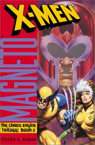 9780743400237: X-Men Magneto: The Chaos Engine, Book 2