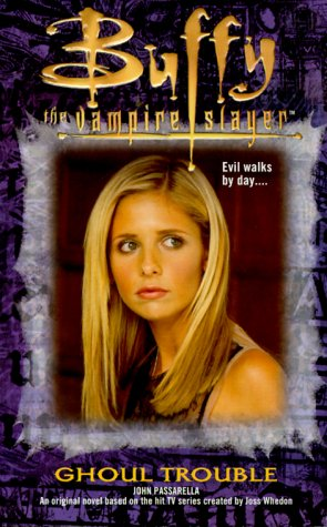 9780743400428: Ghoul Trouble (Buffy the Vampire Slayer)