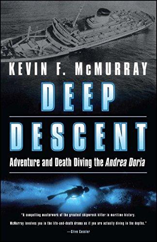 9780743400633: Deep Descent: Adventure and Death Diving the Andrea Doria