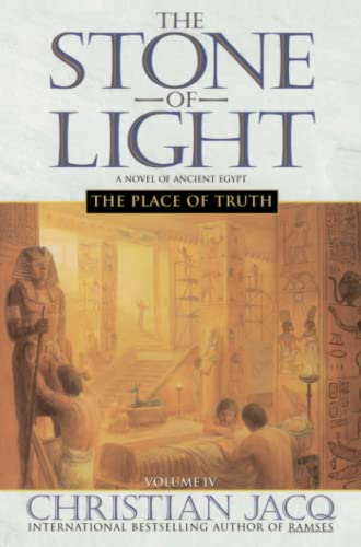 9780743403498: The Place of Truth (The Stone of Light, Vol. 4)