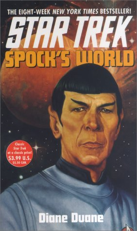 9780743403719: Spock's World (Star Trek: the Original Series)