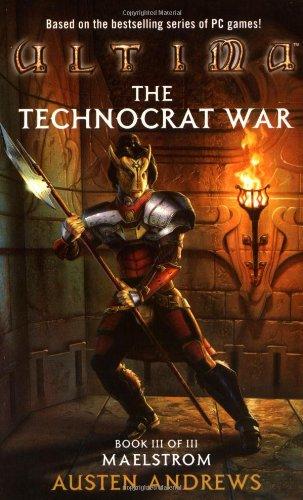 9780743403818: The Technocrat War Book III of III: Maelstrom (Maelstrom Book 3)