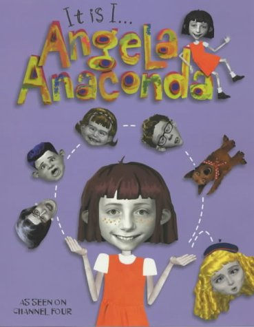 9780743404181: It is I...Angela Anaconda