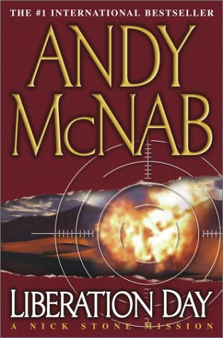 Liberation Day: **Signed**: McNab, Andy