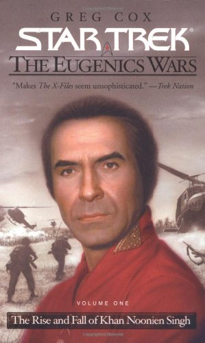 9780743406420: The Star Trek: The Original Series: The Eugenics Wars #1: The Rise and Fall of Khan Noonien Singh (Star Trek: Eugenics Wars)