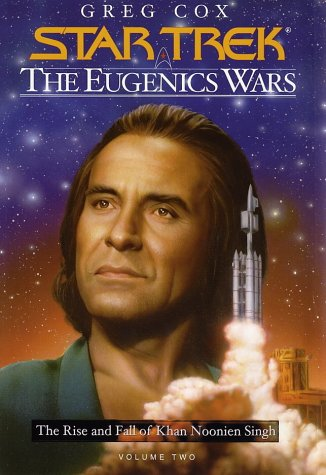 9780743406437: The Eugenics Wars, Vol. 2 (Star Trek: Eugenics Wars)