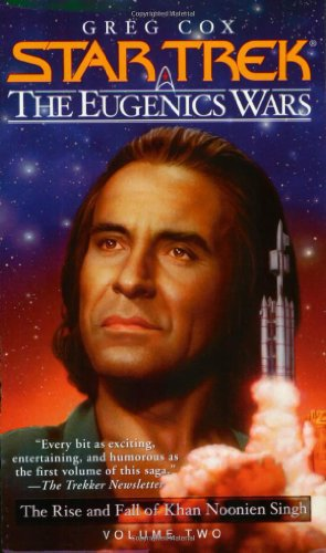 9780743406444: The Eugenics Wars, Vol. 2: The Rise and Fall of Khan Noonien Singh (Star Trek: The Original)