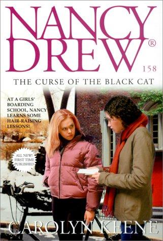 9780743406611: The Curse of the Black Cat (Nancy Drew)