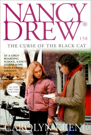 9780743406611: The Curse of the Black Cat (Nancy Drew)