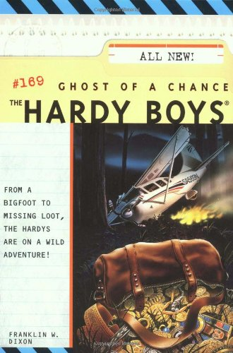 9780743406840: Ghost of a Chance (The Hardy Boys #169)