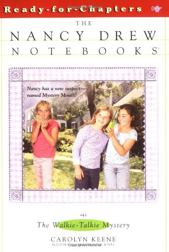 9780743406918: The Walkie Talkie Mystery (Nancy Drew Notebooks, No. 43)
