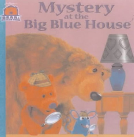 Mystery at the Big Blue House (Bear in the Big Blue House) (0743408438) by Cherrington 8X8 Paperb#5 Bear; Jim Henson