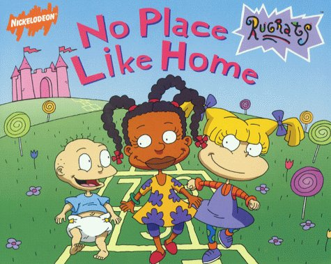 9780743408530: Rugrats: No Place Like Home