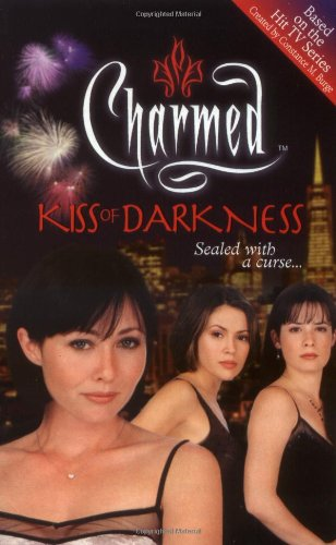 9780743409261: Kiss of Darkness (Charmed)