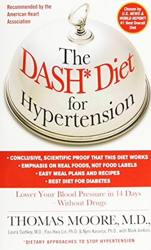 9780743410076: The DASH Diet for Hypertension