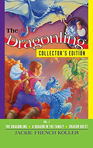 9780743410199: The Dragonling Collector's Edition Vol. 1
