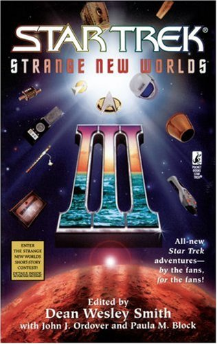 Strange New Worlds III (0743411137) by Dean Smith