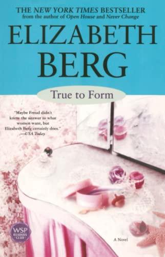 9780743411356: True to Form: A Novel