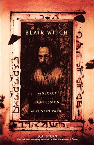 9780743411530: Blair Witch: The Secret Confession of Rustin Parr