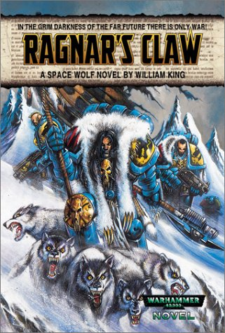 9780743411554: Ragnar's Claw: A Space Wolf Novel (Warhammer 40,000)