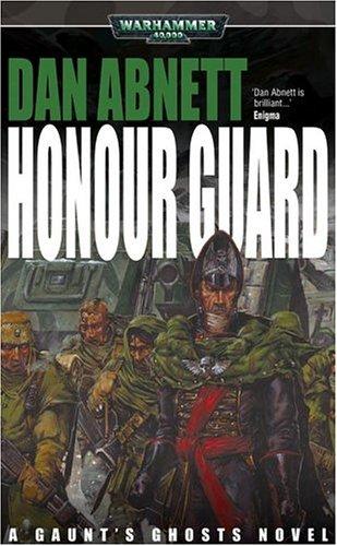 Honour Guard: Dan Abnett