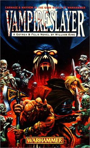 9780743411684: Vampireslayer (Warhammer Novels)