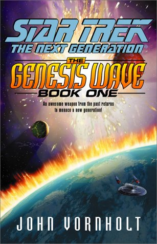 9780743411806: The Genesis Wave Book One (Star Trek: The Next Generation)