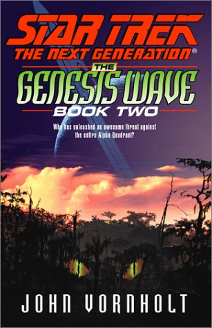 9780743411813: The Genesis Wave Book Two (Star Trek: The Next Generation)