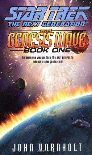 9780743411820: The Genesis Wave Book One (Star Trek: the Next Generation)
