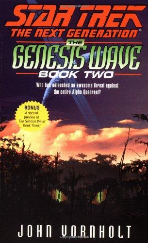 9780743411837: Genesis Wave: Book Two (Star Trek: The Next Generation)
