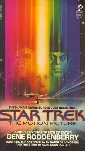 The Motion Picture (0743412087) by Roddenberry, Gene