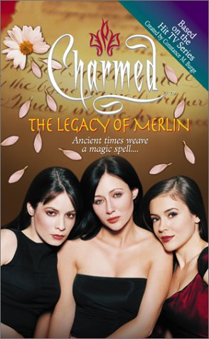 9780743412360: The Legacy of Merlin (Charmed)