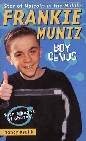 9780743412544: Frankie Muniz Boy Genius