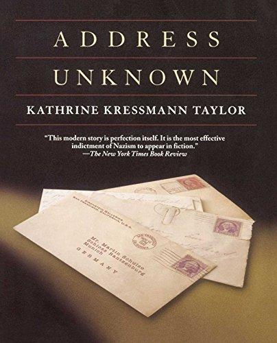 9780743412711: Address Unknown