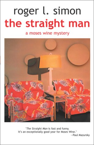 9780743413206: The Straight Man (Moses Wine Mysteries)
