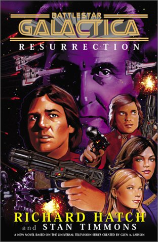 9780743413268: Resurrection (Battlestar Galactica)