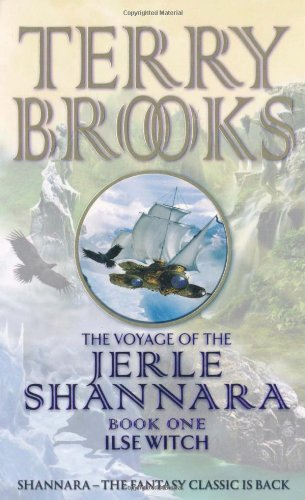 9780743414920: Ilse Witch: The Voyage Of The Jerle Shannara 1 (Bk. 1)