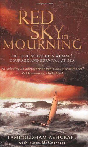 9780743415897: Red Sky in Mourning: The True Story of a Woman's Courage and Survival at Sea